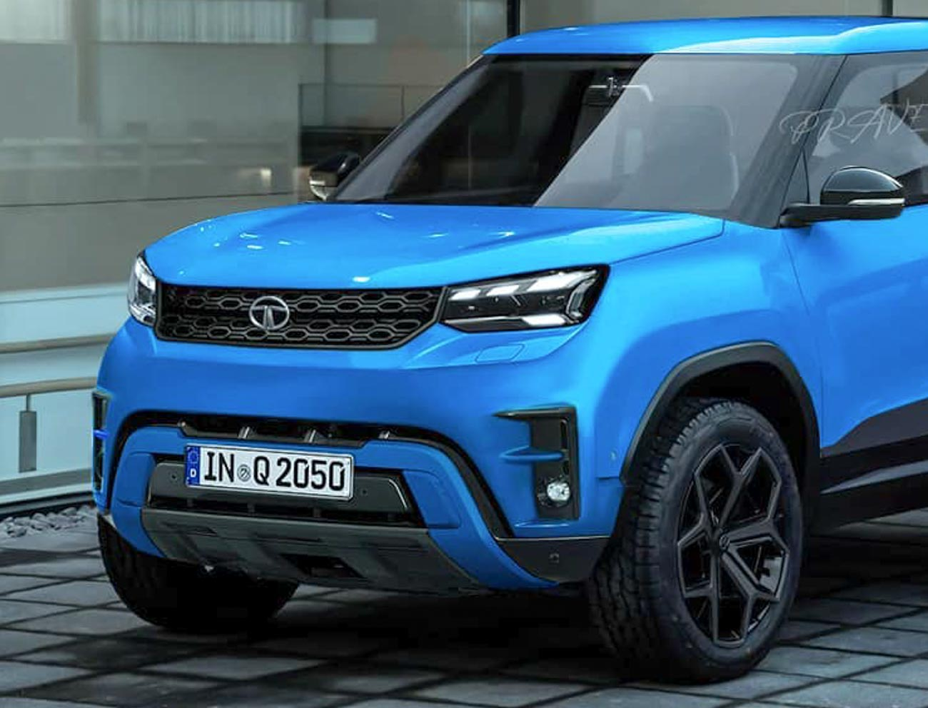 Production Ready Version Tata Sierra Rendered-2