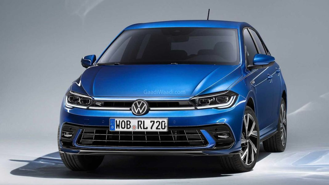 2021 Volkswagen Polo facelift 1