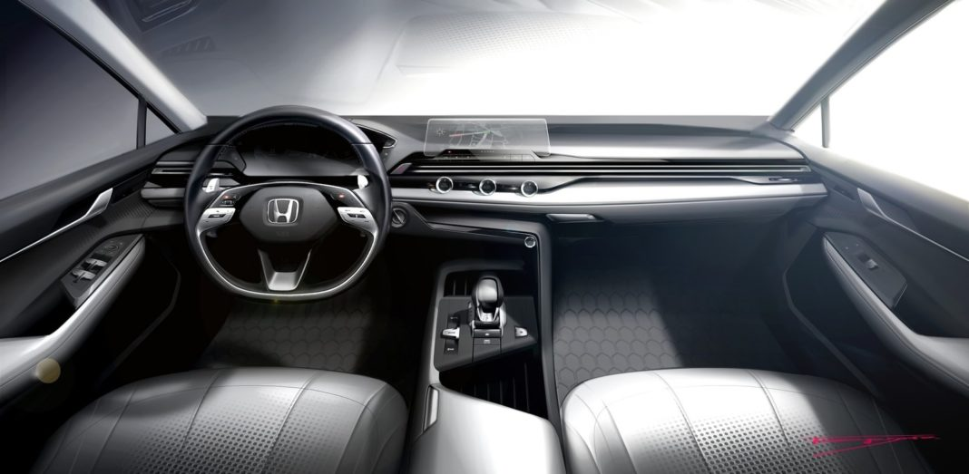 2022 Honda Civic interior preview