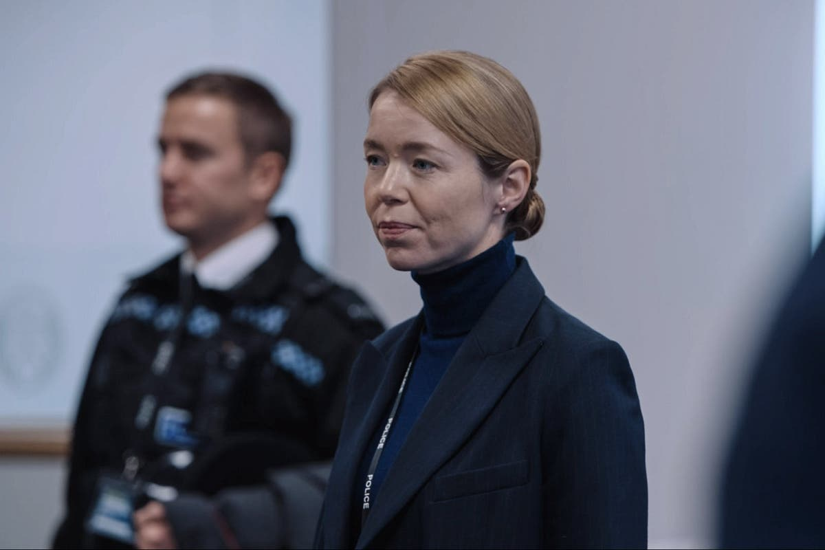 Anna Maxwell Martin is returning to Line of Duty as DCS Carmichael