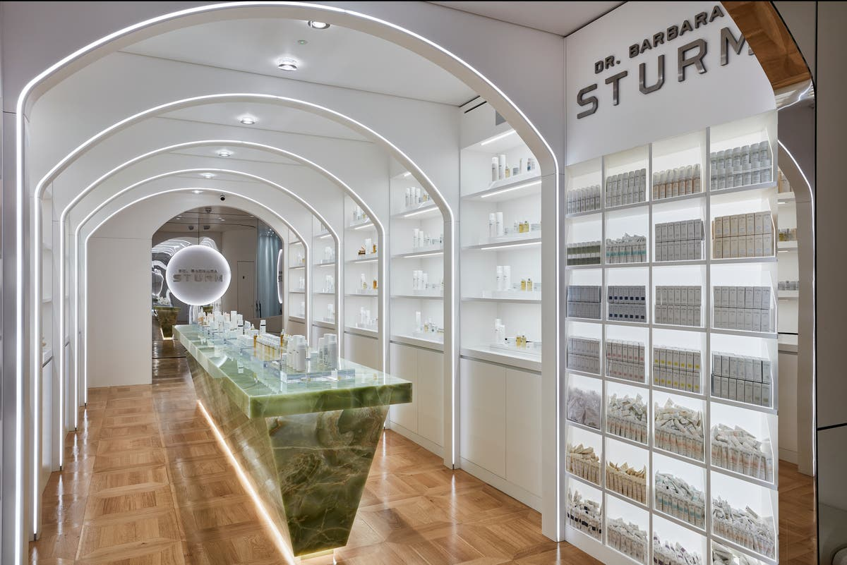 Barbara Sturm opens her first London spa