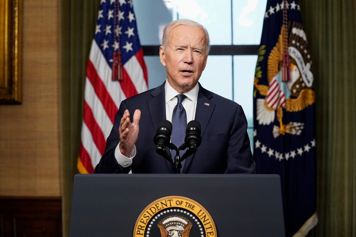 Biden: It is time to end America's longest war