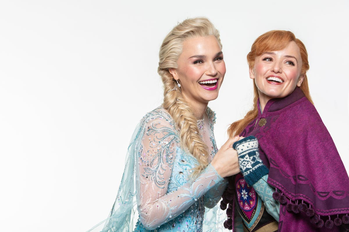 Brrrr! Frozen the musical is back on sale and opening in August