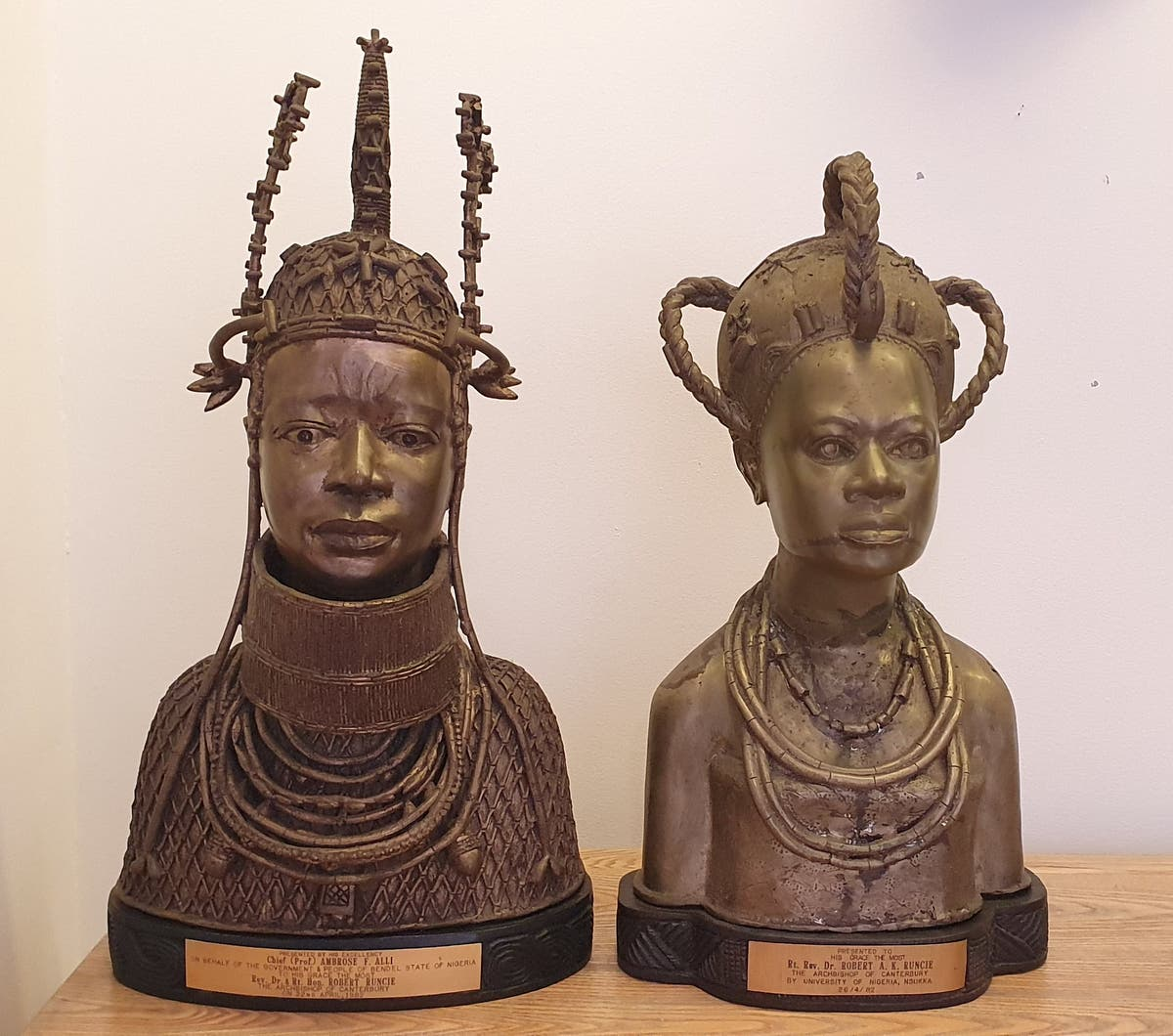 Church of England to return Benin Bronzes as repatriation rows rumble on