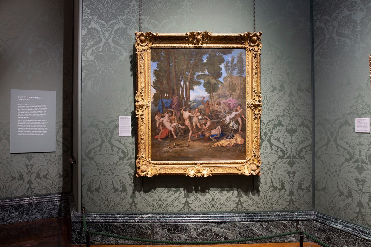 National Gallery painting written off as copy revealed as the real thing