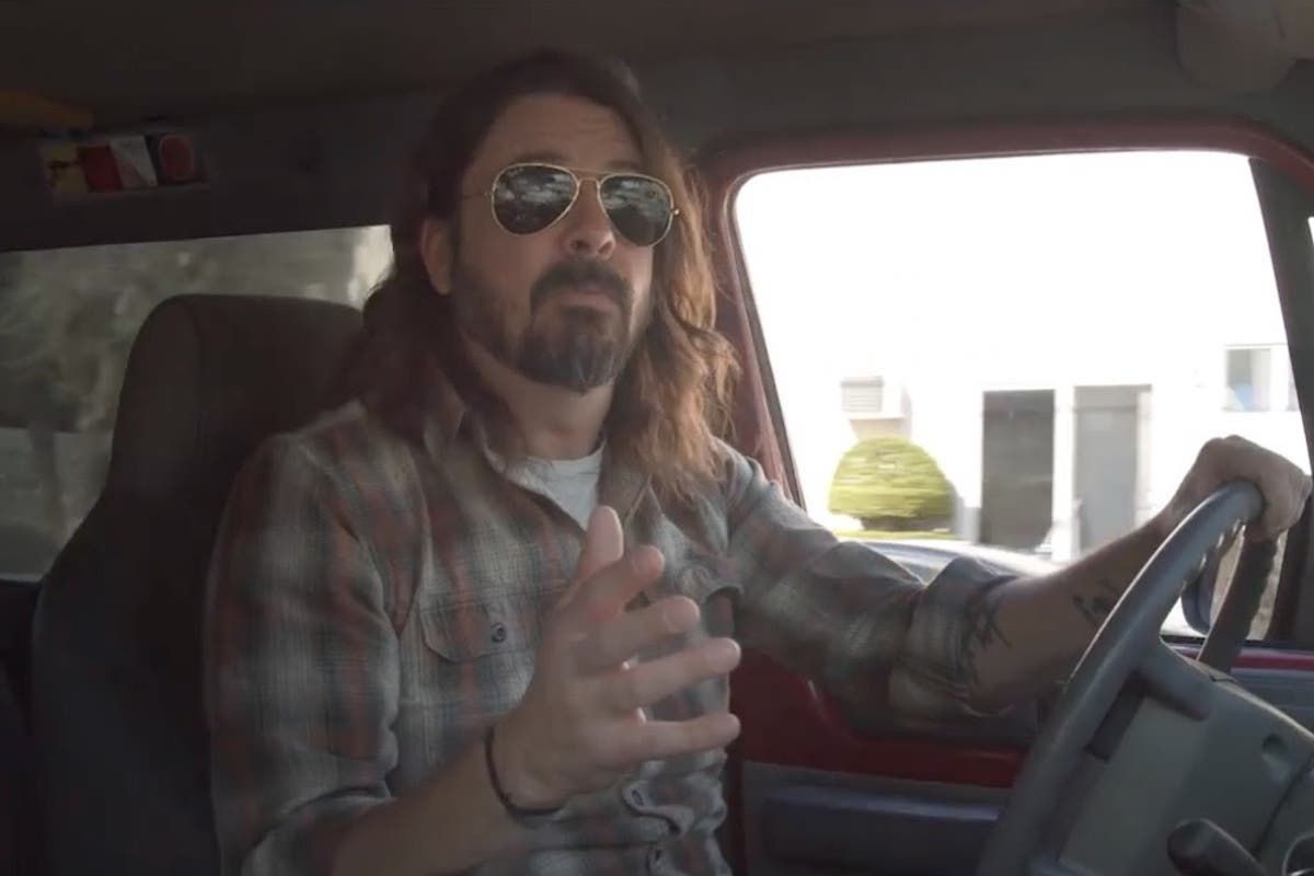 Dave Grohl's new documentary will reignite all of your rockstar dreams
