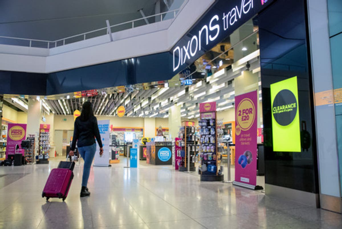 Dixons Carphone to close all airport stores following axing of duty-free shopping