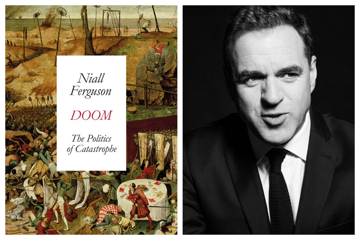 Doom: The Politics of Catastrophe by Niall Ferguson - Review