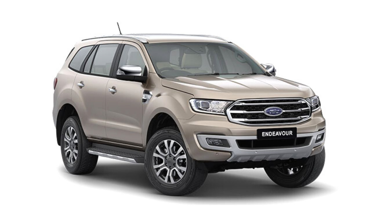 2020 Ford Endeavour