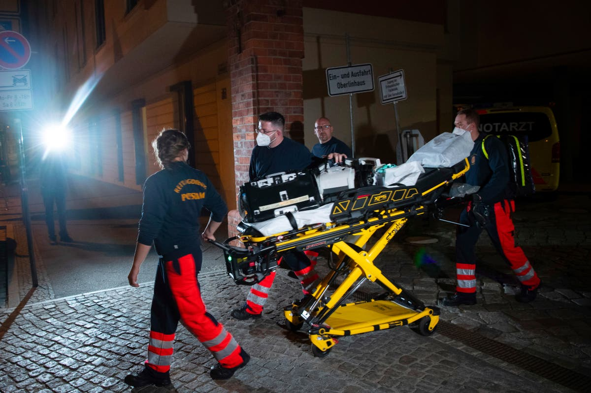 Four dead, one seriously injured in 'violence' at hospital near Berlin