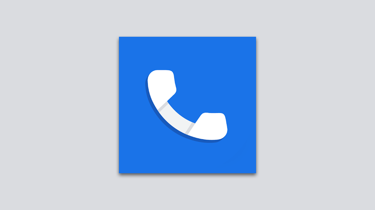 The Google Phone app icon.