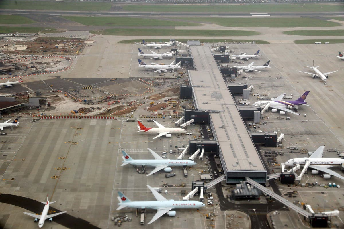 Heathrow boss: 'No reason to delay' foreign air travel after May 17