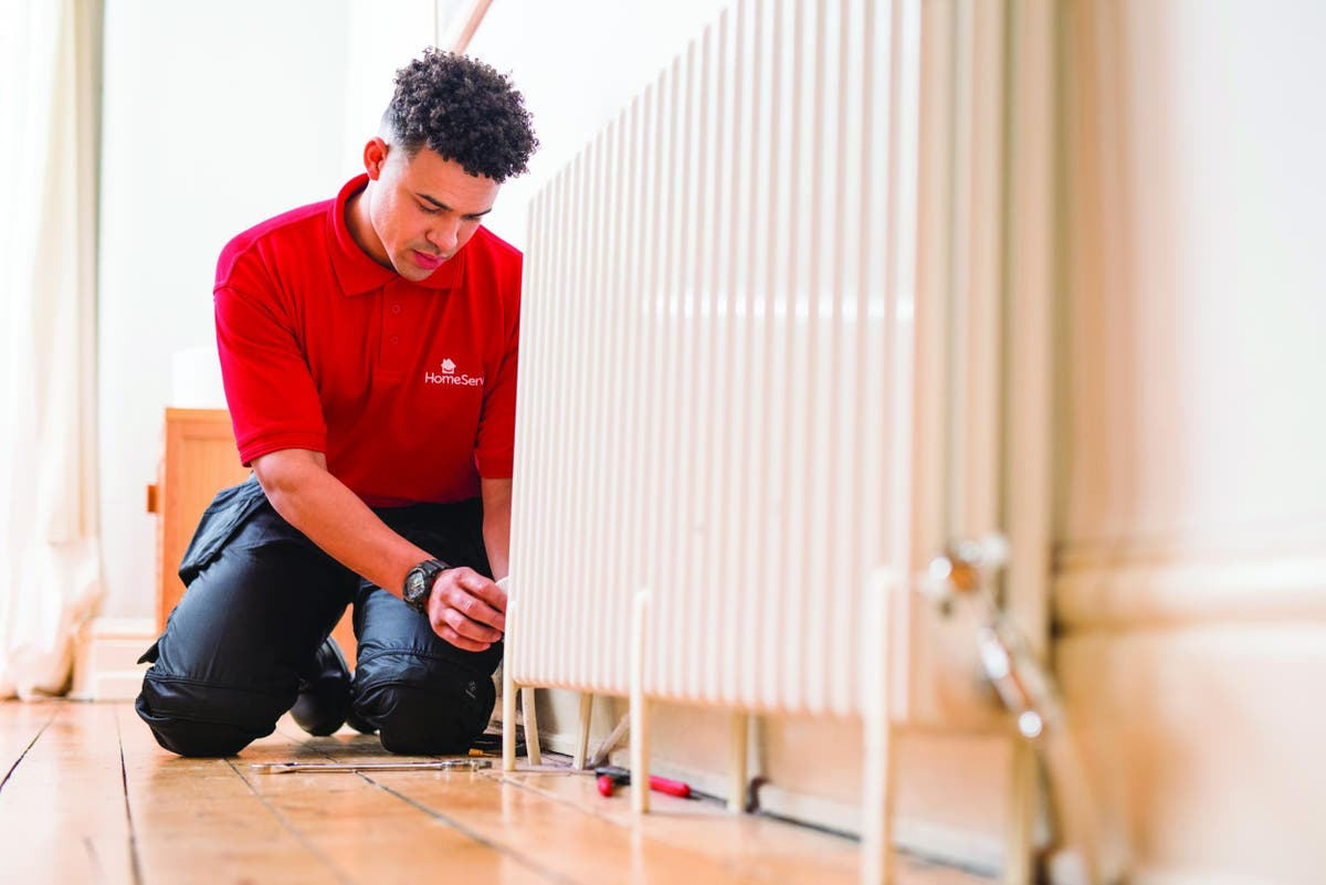 Homeserve reports rising profits as locked-down Britons continue to do up homes and wear down boilers