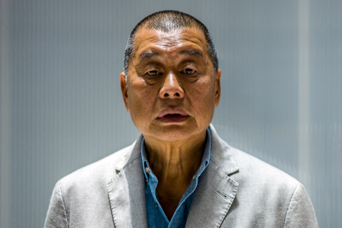 Hong Kong pro-democracy tycoon Jimmy Lai jailed for 14 months