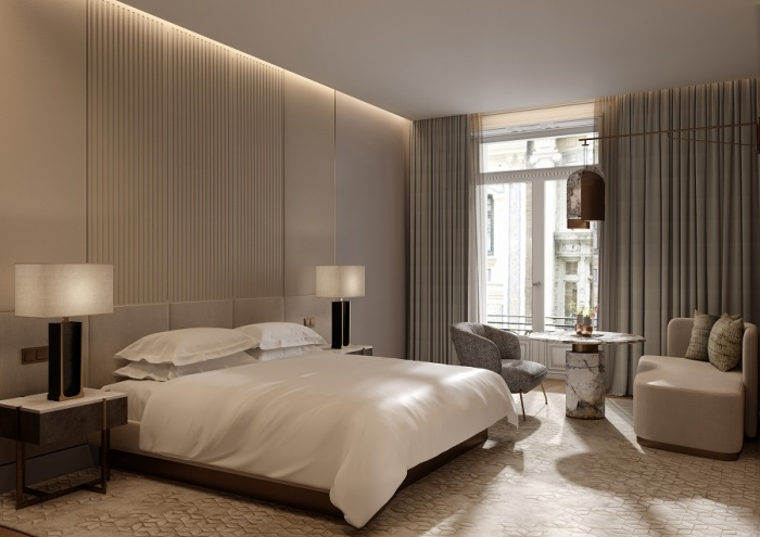 JW Marriott Madrid pencilled in for next year