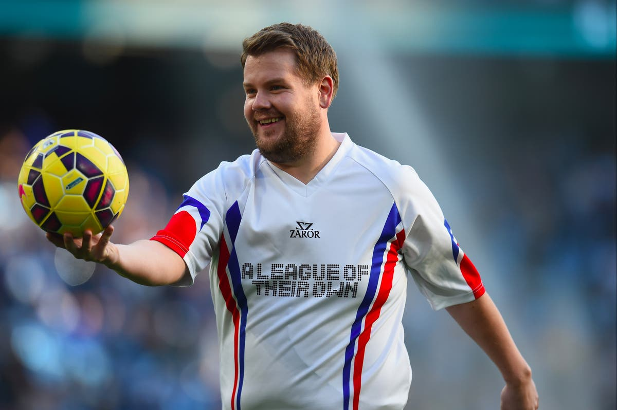 James Corden delivers passionate criticism of Super League
