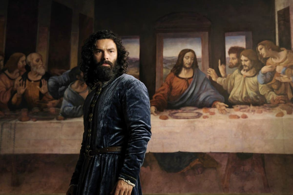 Leonardo on Amazon review: Murder mystery mars an Old Master portrait