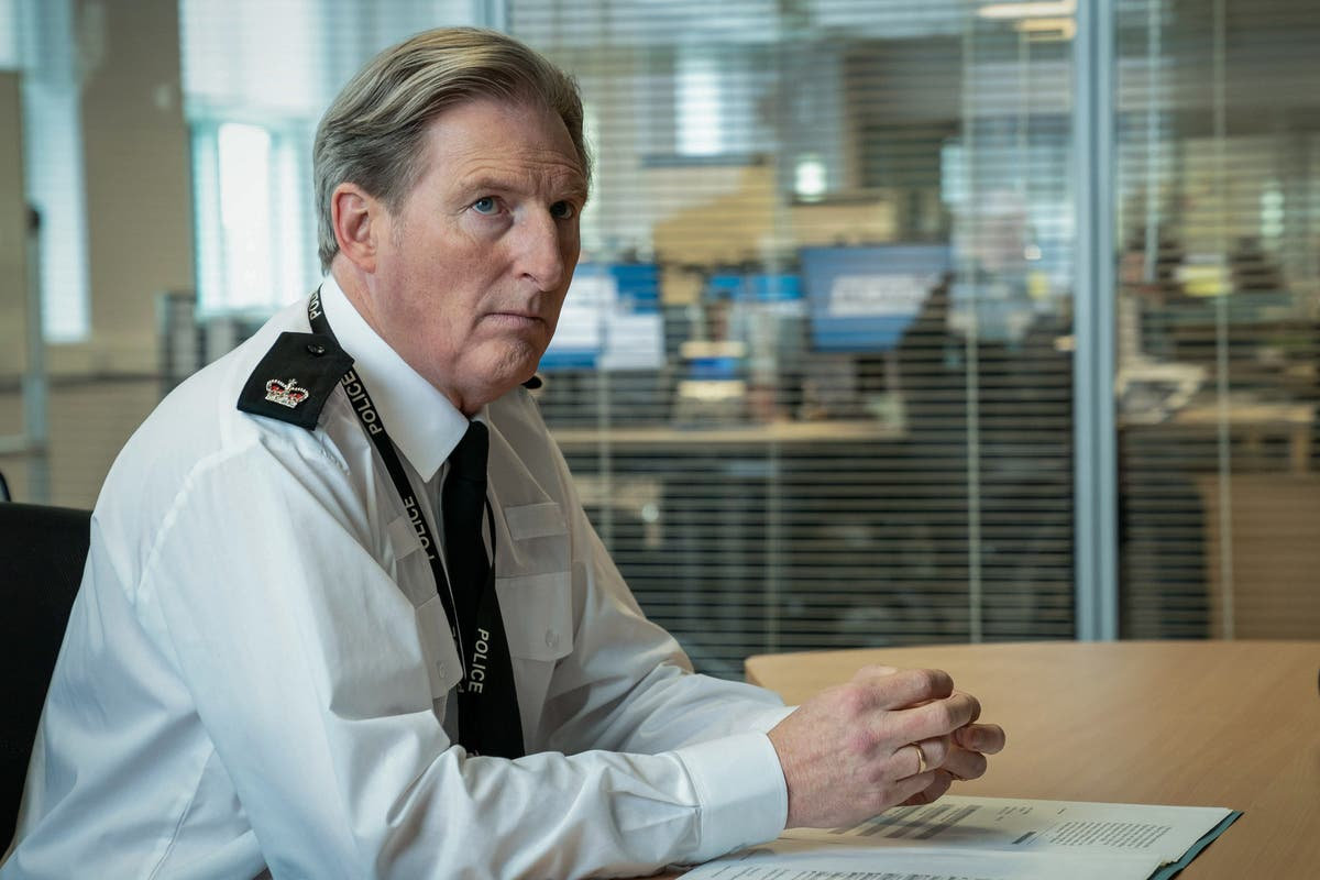 Line of Duty's Adrian Dunbar has good news for Hastings superfans