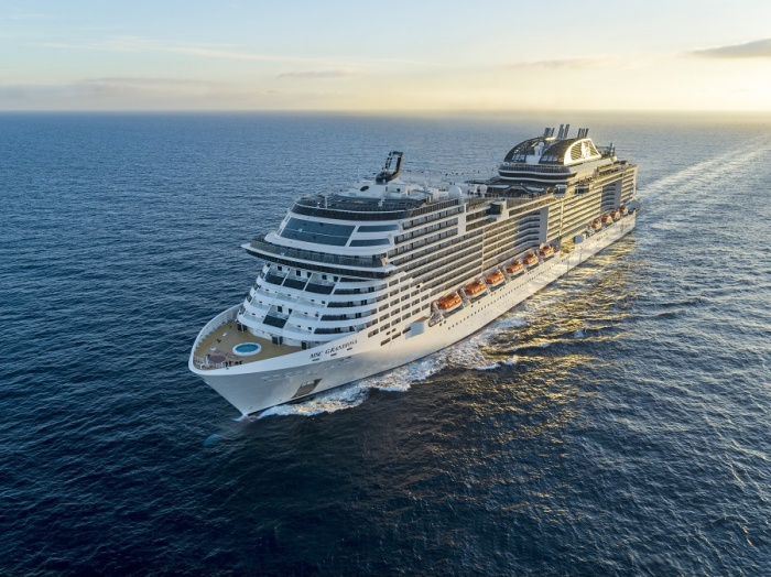 MSC Cruises to offer Saudi sailings this winter