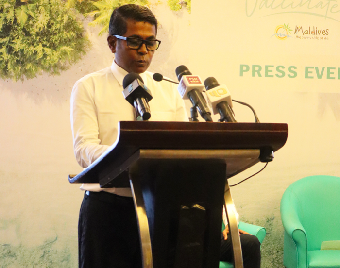 Maldives launches tourism vaccination drive