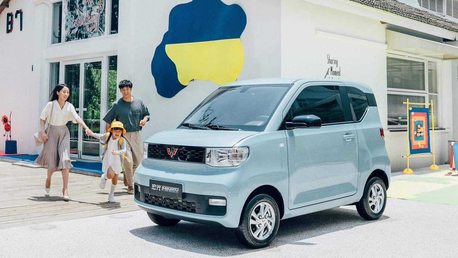 Wuling Hong Guang Mini EV 1