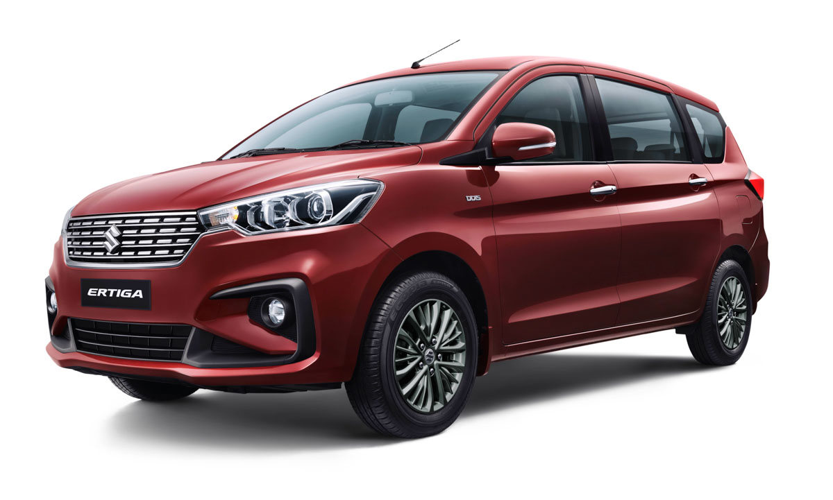 Maruti Suzuki Ertiga 1.5 Diesel Launched India