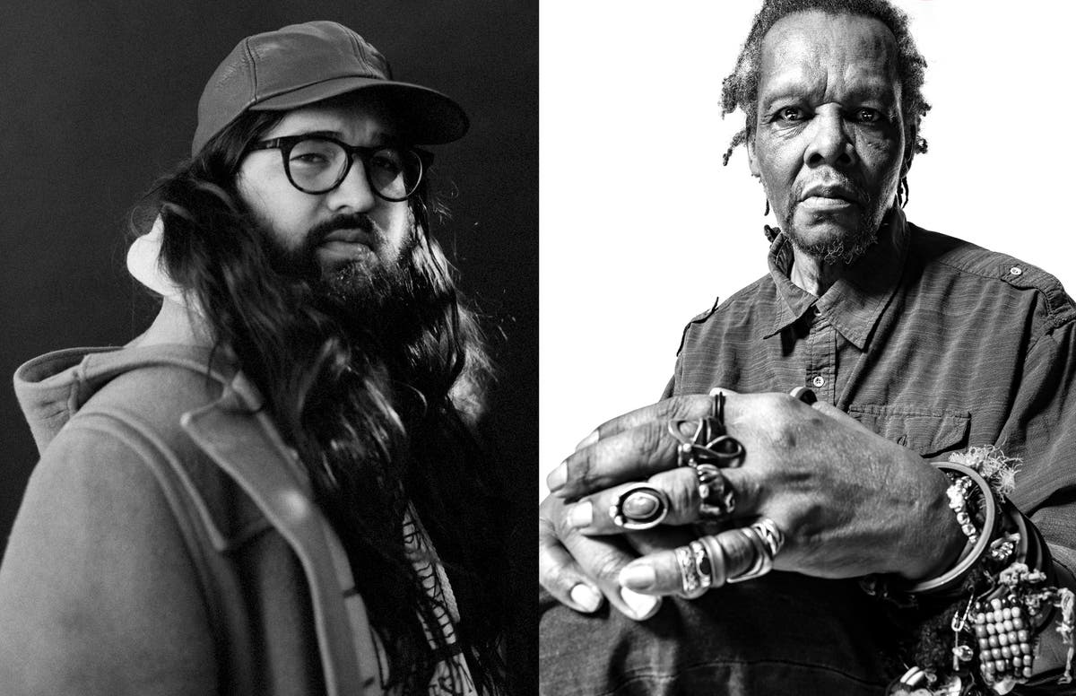 Matthew  E White and Lonnie Holley review: it's out there, alright