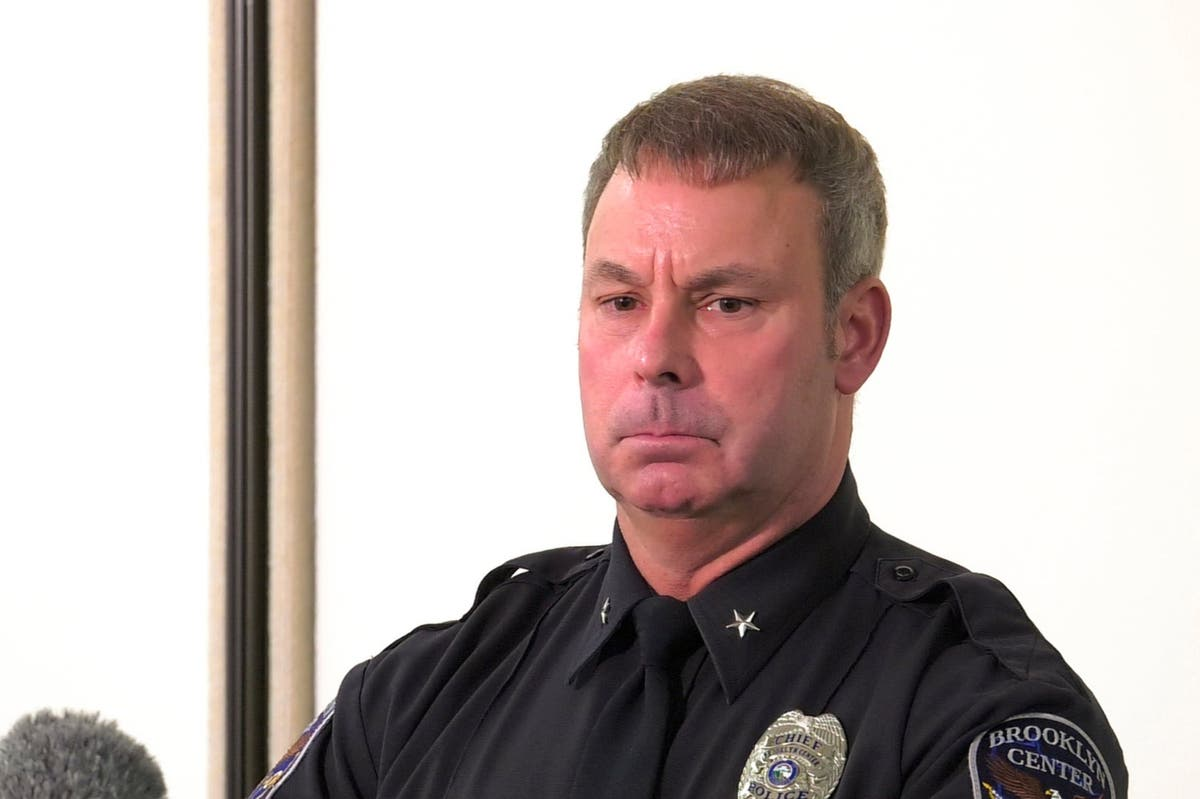 Minnesota Police Chief resigns over Daunte Wright traffic stop death