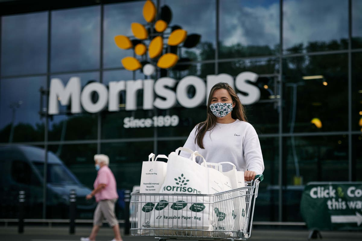 Morrisons kills bags for life: supermarket become first to completely ditch carrier bags