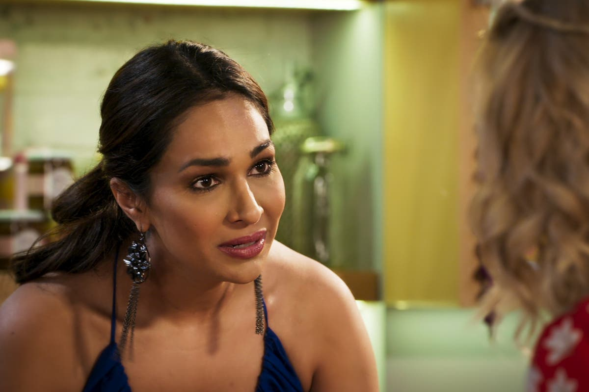Neighbours star Sharon Johal claims she experienced racism on set of popular soap