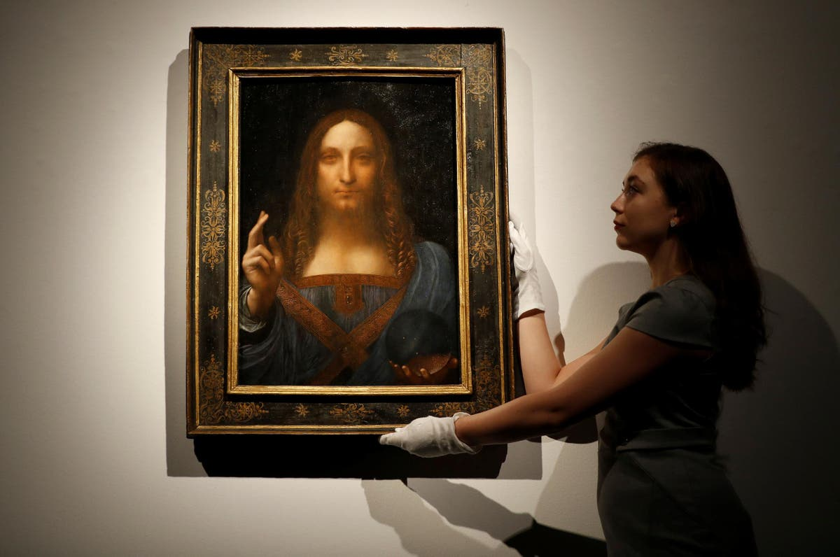 New film lifts lid on Louvre row over famous $450 million painting