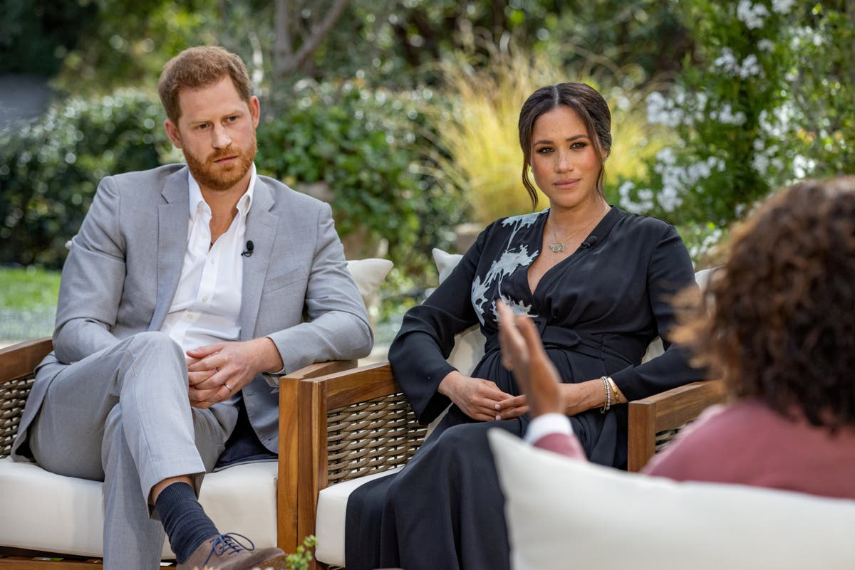 Prince  Harry and Meghan's  first Netflix series will be on Invictus Games
