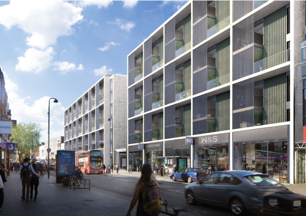 Plans progress for new homes in Wood Green as part of redevelopment plan