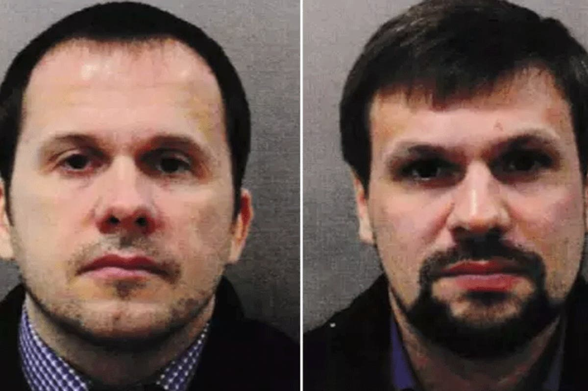 Russians suspected of Salisbury poisonings linked to Czech blast