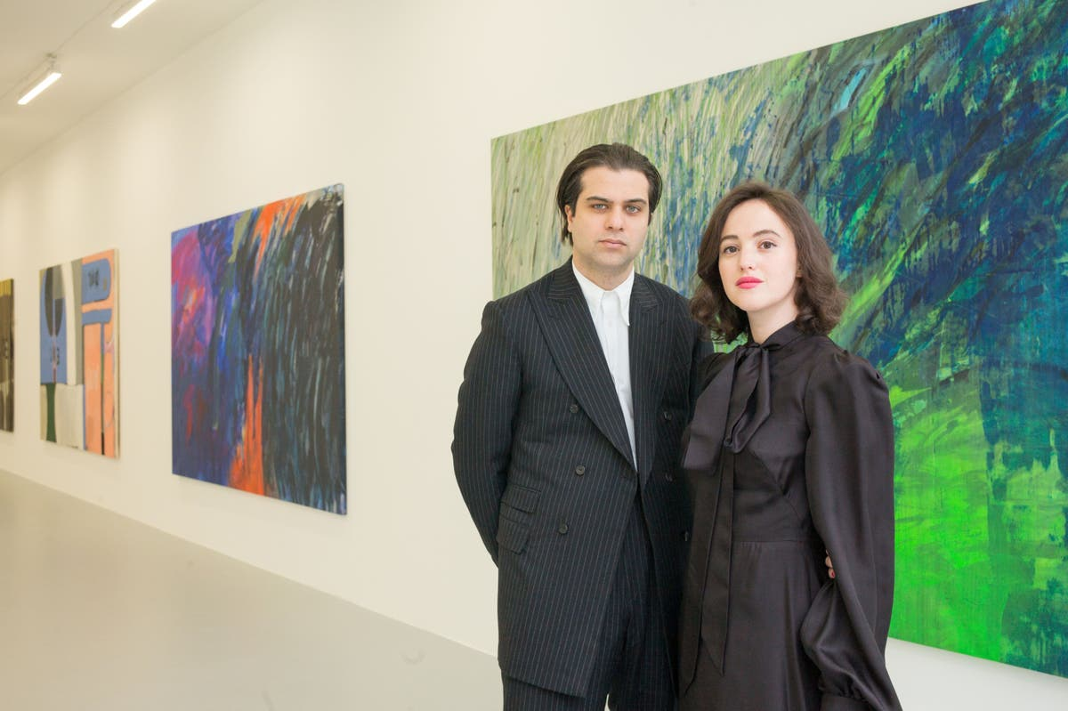 Saatchi Yates interview: Mayfair's youngest old-fashioned art dealers