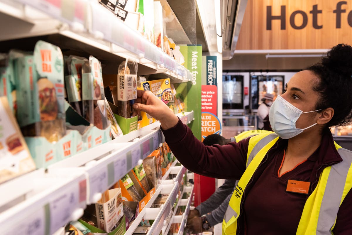 Sainsbury's says Covid costs have been high, but sales improve