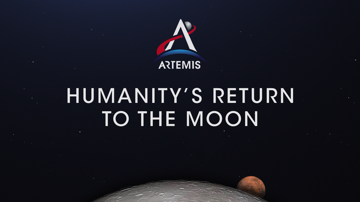 Artemis: Humanity's Return to the Moon---NASA.