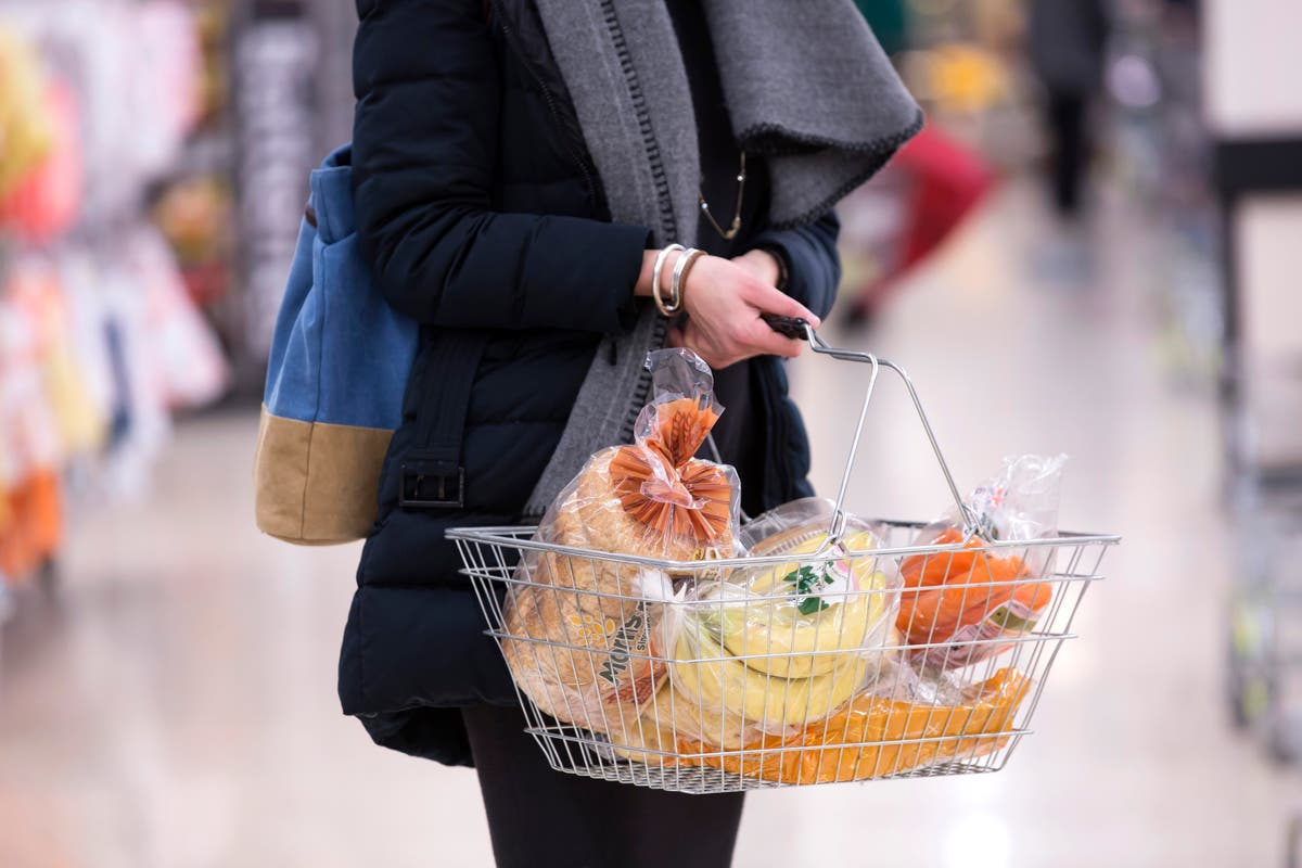 Supermarkets see busiest in-store month since Covid hit as confidence improves, new data reveals