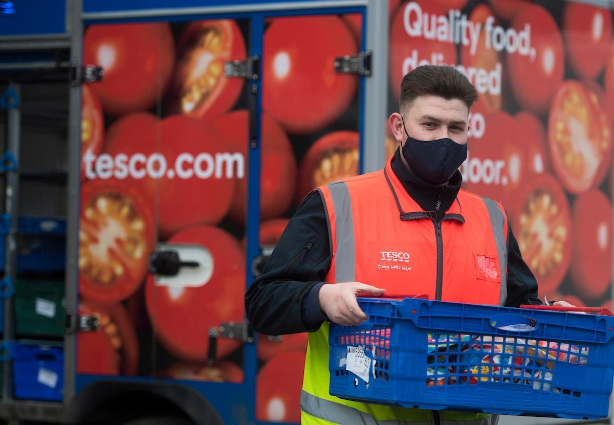 Tesco sales reached over £53 billion in pandemic year, but profits decline on higher Covid costs