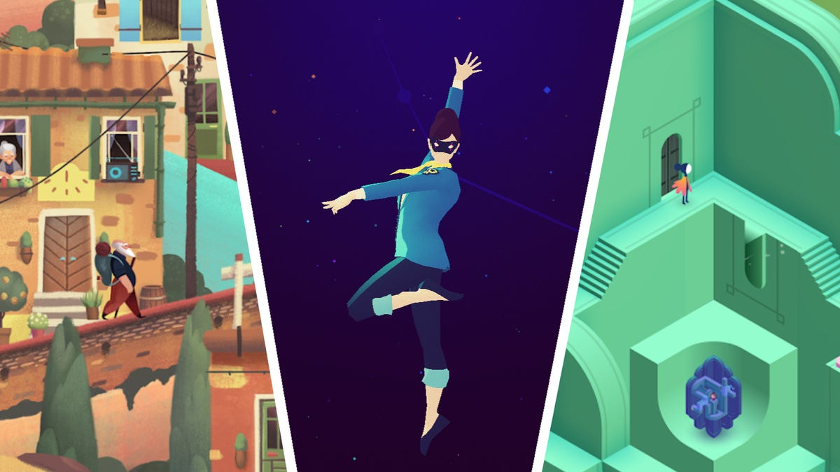 The Best Mobile Games You Can Beat in One Sitting