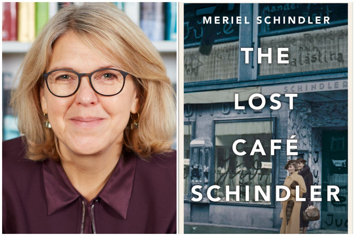 The Lost Café Schindler by Meriel Schindler book review