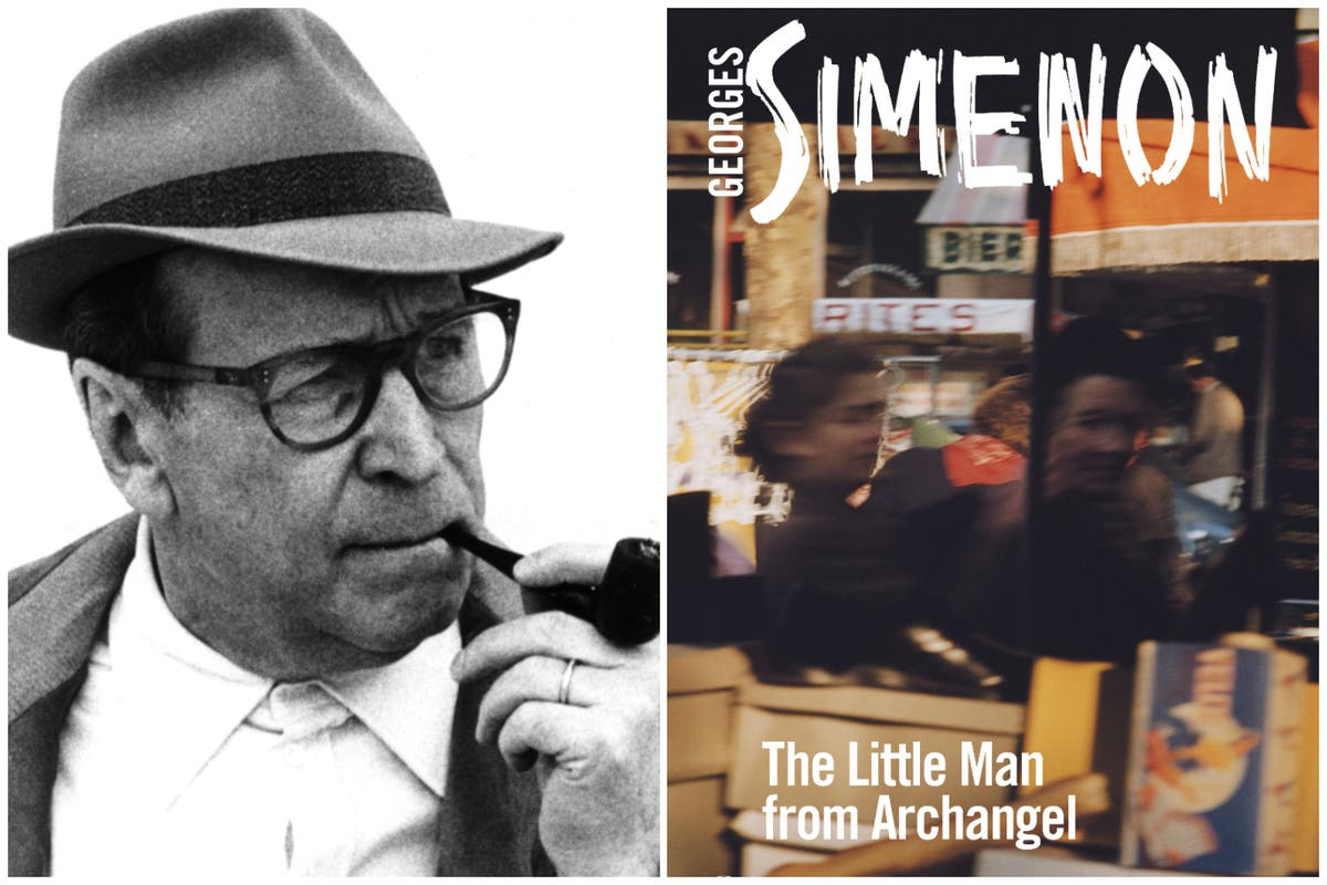 The Little Man of Archangel by Georges Simenon review
