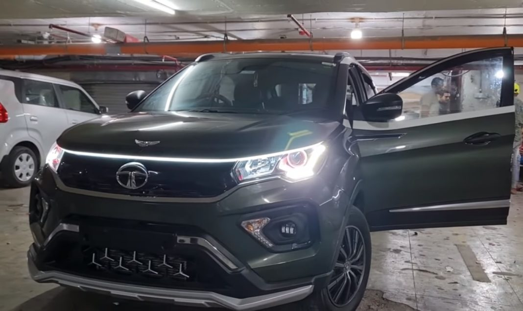 Tata Nexon Monster Edition 2 exterior