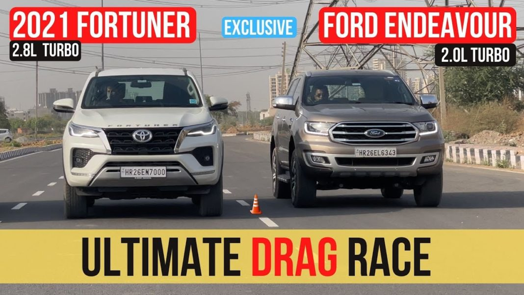 fortuner vs endeavour
