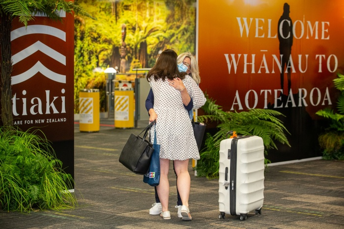 Trans-Tasman travel bubble opens for first time