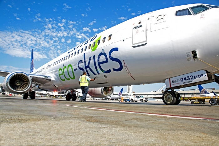 United Airlines launches sustainable fuels initiative