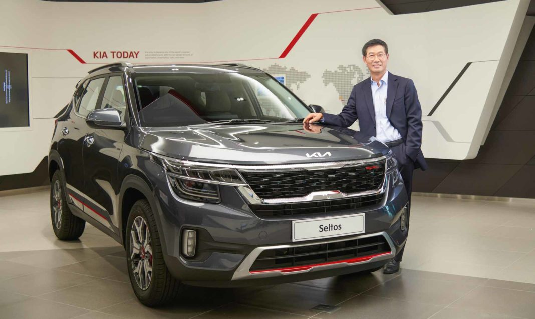 Updated 2021 Kia Seltos Features Leaked; Launch Early Next Month