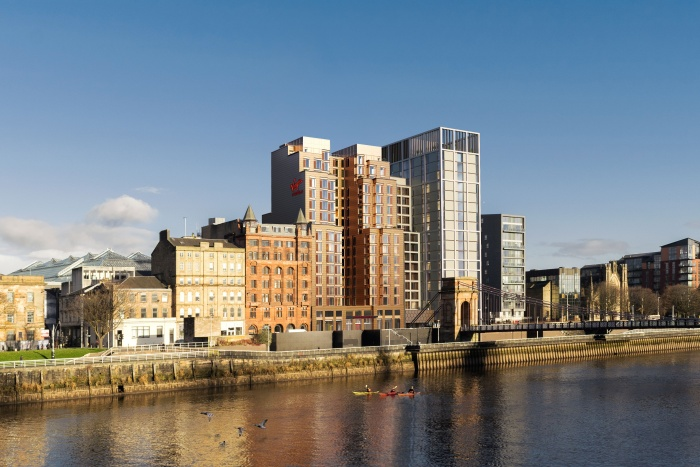Virgin Hotels Glasgow signed for debut in 2022
