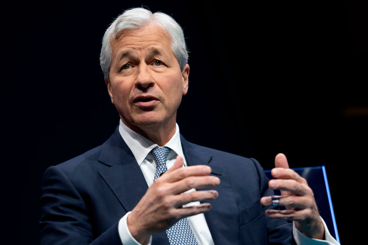 We don't have to follow the charismatic JP Morgan boss Jamie Dimon out of London