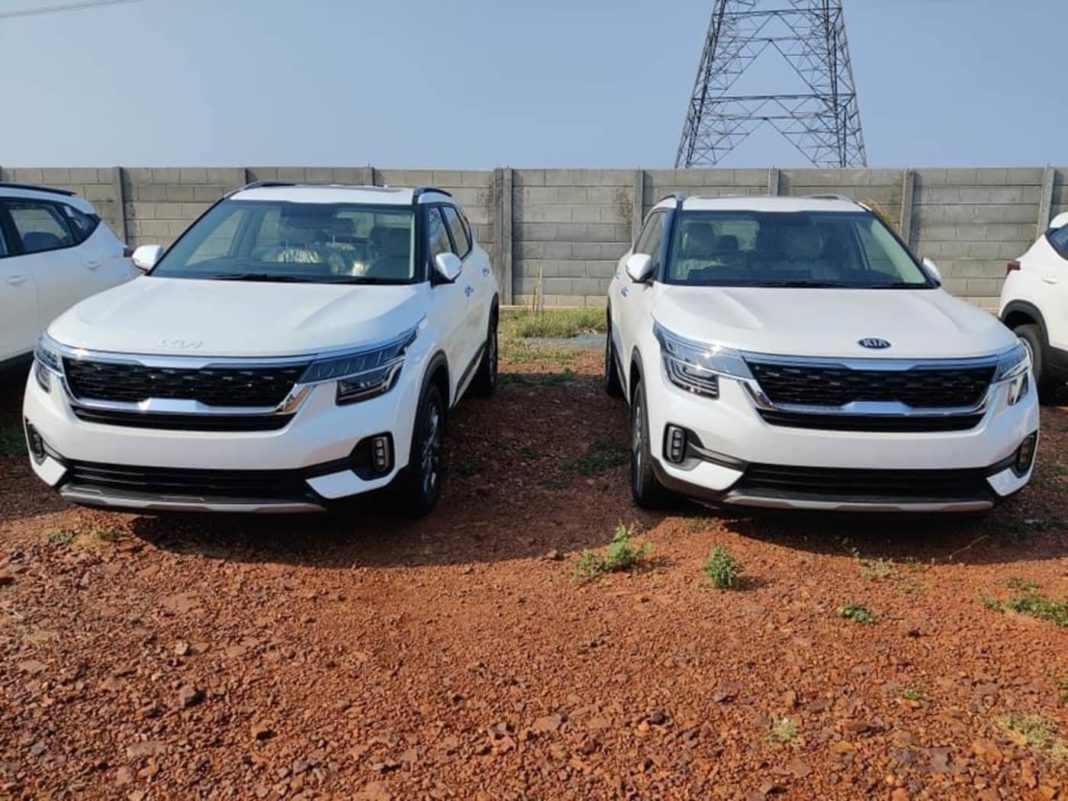 2021 Kia Seltos vs old model 1